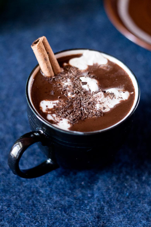 wytrawna korzenna czekolada beauty rebel
