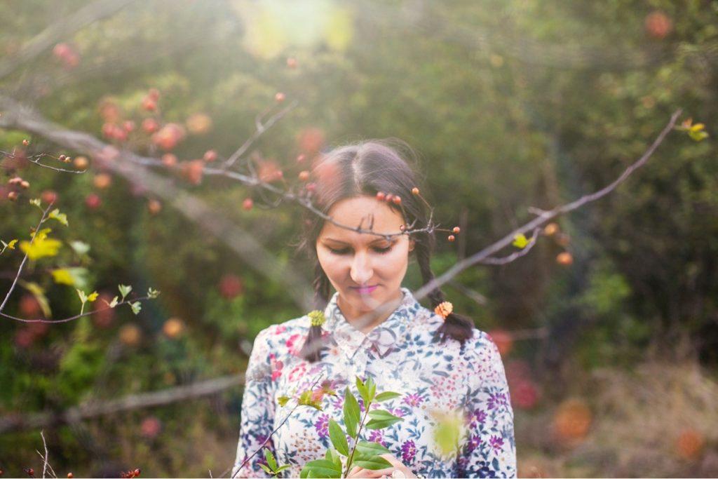 Ekocentryczka w Beauty Rebel, Zdjęcie Katarzyna Kukiełka