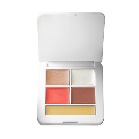RMS Beauty Signature Set Mood Collection organiczna paleta do makijażu w białym pudełeczku dostępna w butiku Beauty Rebel