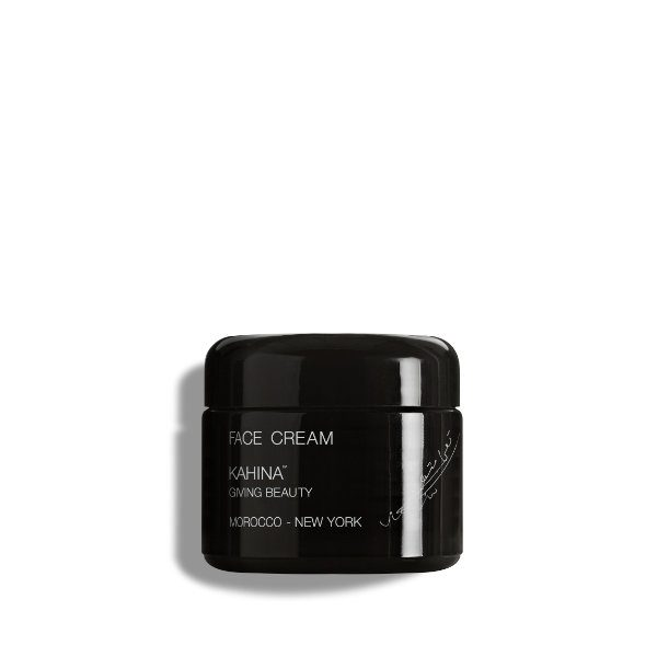 Kahina Giving Beauty Face Cream Beauty Rebel Luuksusowy krem do cery wrażliwej marki Kahina