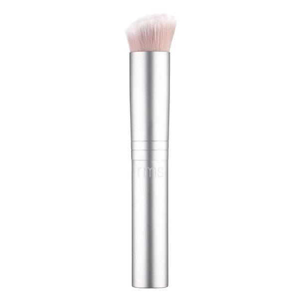 RMS Beauty Skin2Skin Foundation Brush wegański pędzel do podkładu z włosia syntetycznego dostępny w butiku Beauty Rebel