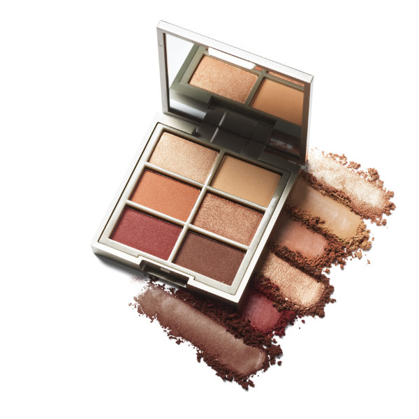 The Necessary Shadow Palette Warm Nude Paleta do makijażu ILIA BEAUTY